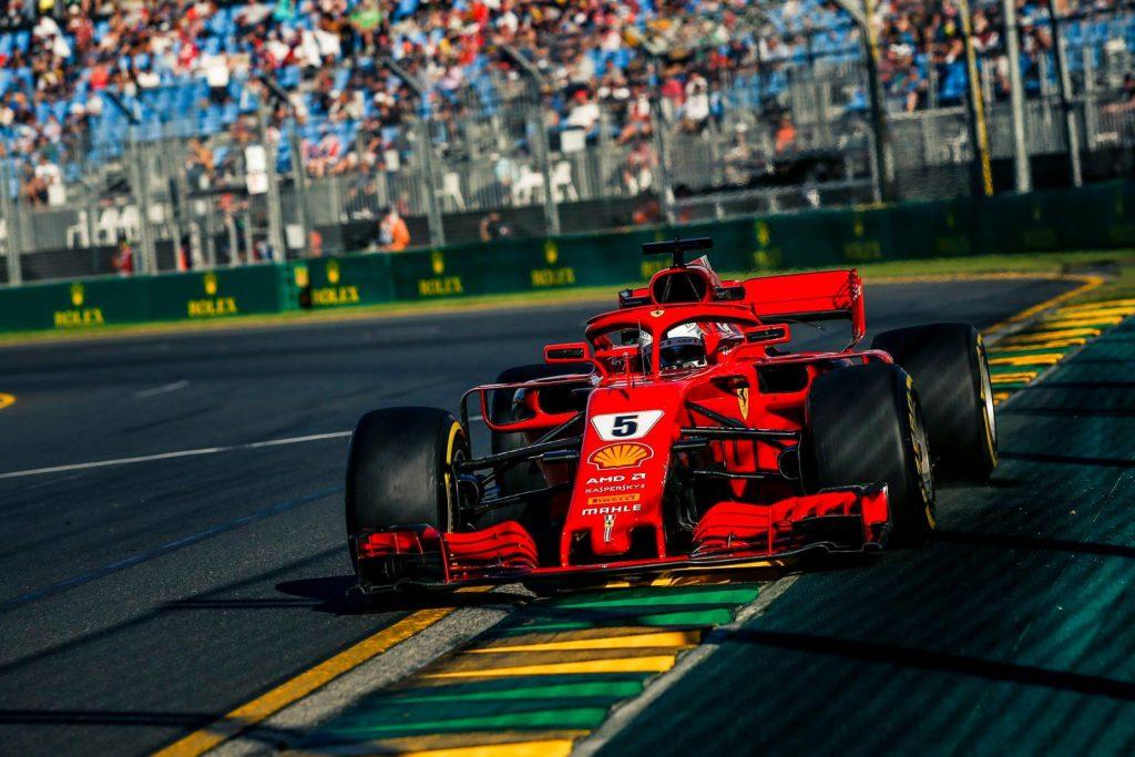 Ставки на Формула 1: особенности и виды